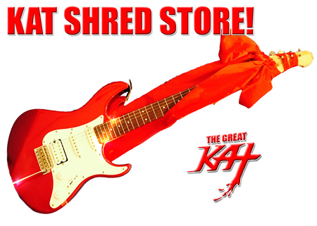 HAPPY SHREDDING HOLIDAYS!!! WELCOME to the NEW KAT SHRED STORE!